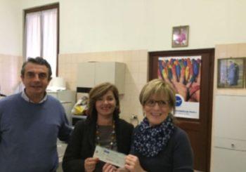 Donati € 2.000 alle Cucine Benefiche San Vincenzo