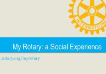 Serata MyRotary –  Informazioni dal Rotary
