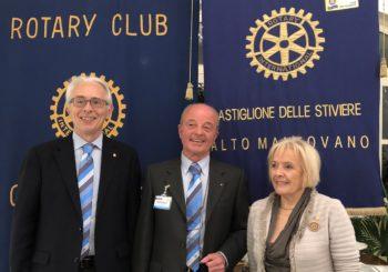 Inter Club con R.C. Castiglione Delle Stiviere – Alto Mantovano